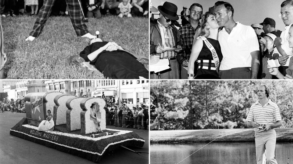 6 surprising Masters traditions that didn't last, from a parade to a pageant
