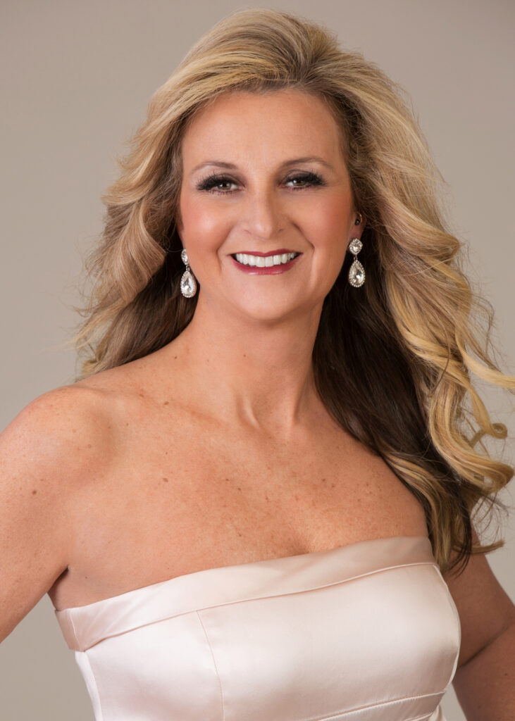 Mrs. Greeley Andrea Hall prepping to outshine competitors in Mrs. Colorado Pageant