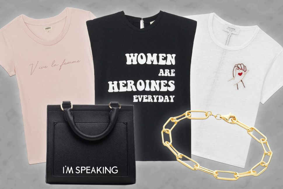 The Fashion and Beauty Brands Giving Back for Women's History Month