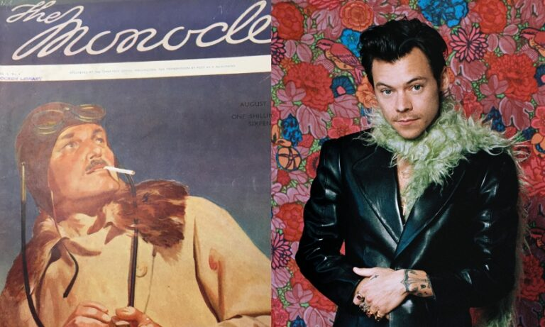 On Harry Styles, campness and post-WWI men's fashion in New Zealand