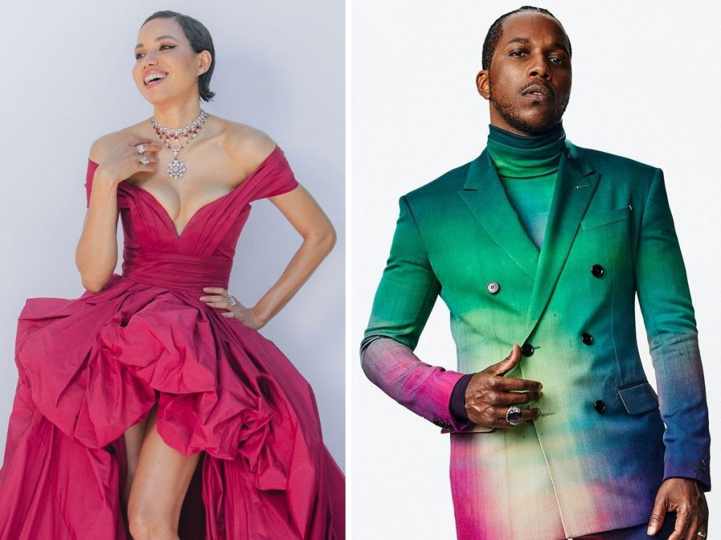 Who needs a red carpet? Celebrities rocked this year's best fashion from home for another virtual awards show.