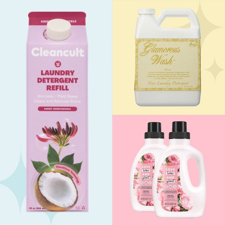 The Best Smelling Laundry Detergents 2021