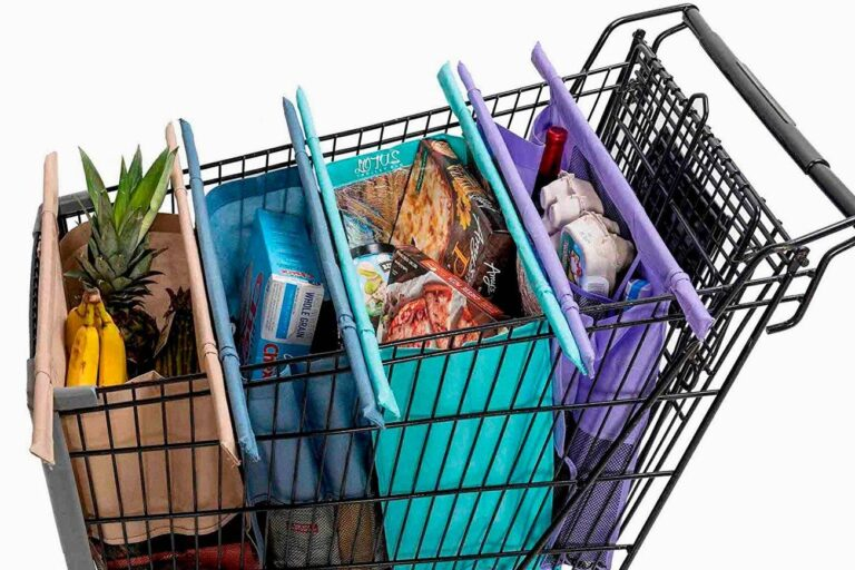 Lotus Trolley Bag Review – Reusable Grocery Shopping Bags Worth It?
