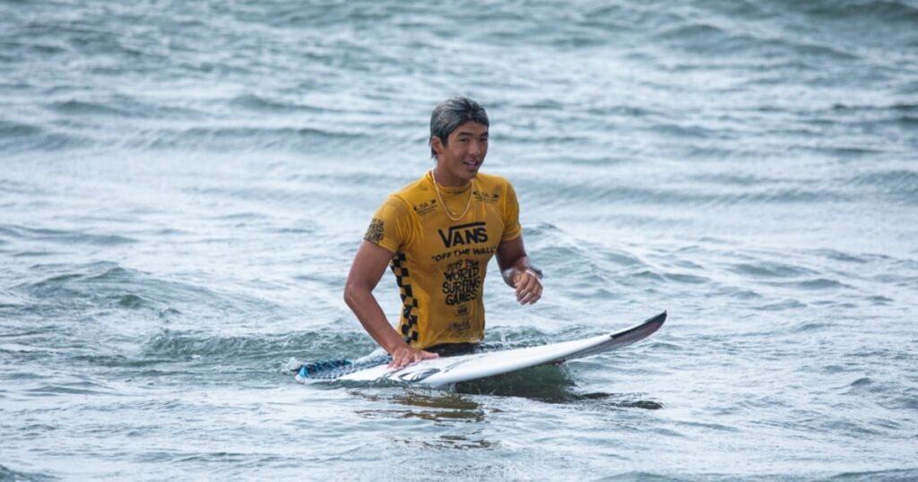 Igarashi Kanoa - Five things you need to know about Japan's surfing star