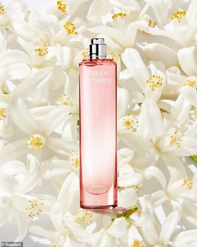 Sweet memories! Clinique offers a hint of nostalgia with their newest feel-good perfume range