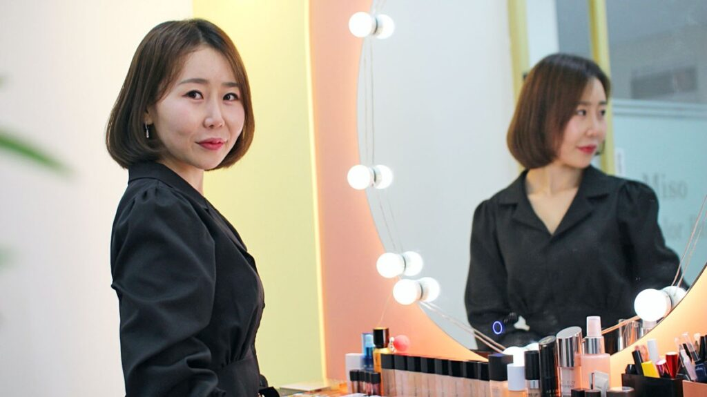 The North Korean Refugee Who Crossed the Border for Fashion