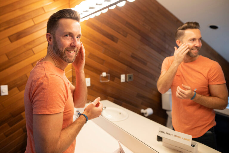 Why Zoom is boosting sales in men's cosmetics